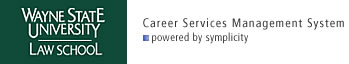 Career Services Online